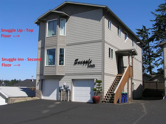 Ocean View Condo - HDTV, Fireplace, Wifi and More!