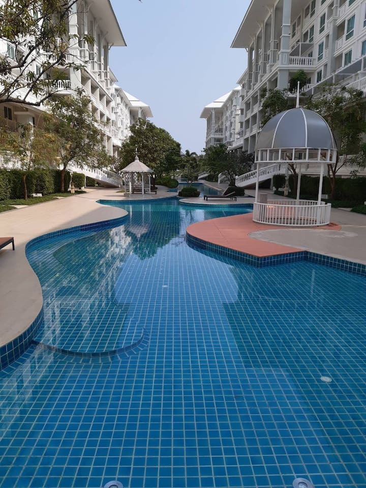 1 Bedroom (Seaview) at The Energy Hua Hin