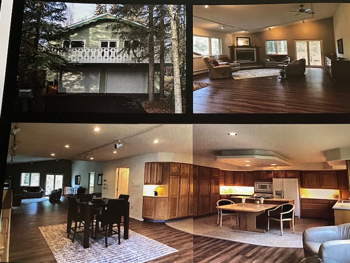 Large, private 1 br.  32 day min stay.