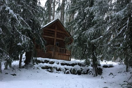 Foss River Cabins - Skykomish - Chatka
