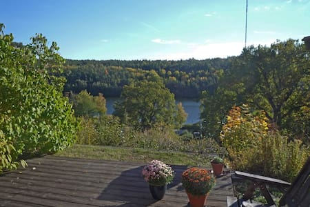 Townhouse near Stockholm, lakes and archipelago. - Nacka - 連棟房屋
