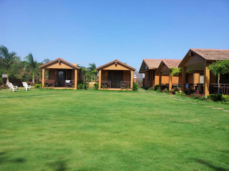 Meher Villa Cottages For Rent In Lonavala Maharashtra India