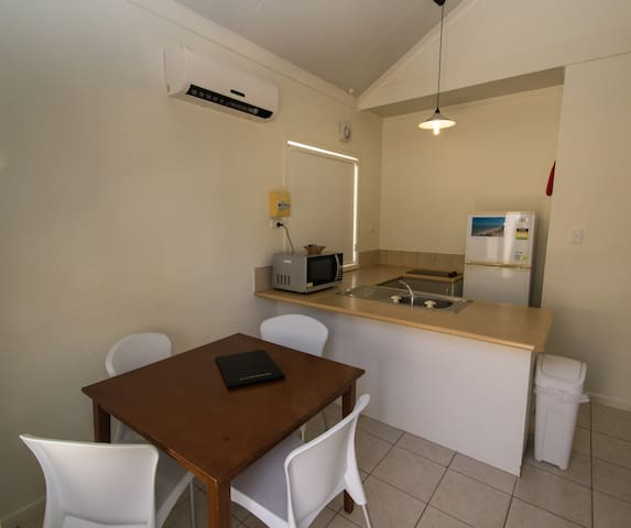 1 BR Self contained inc WiFi  (multiple available)