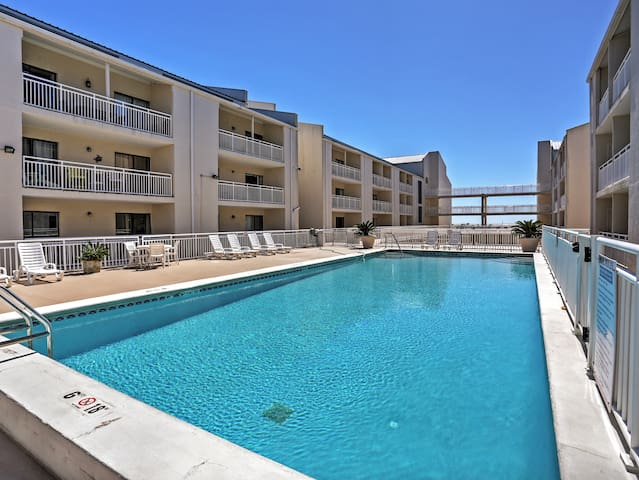 Orange Beach Studio Condo w/Balcony - Orange Beach - Apartment