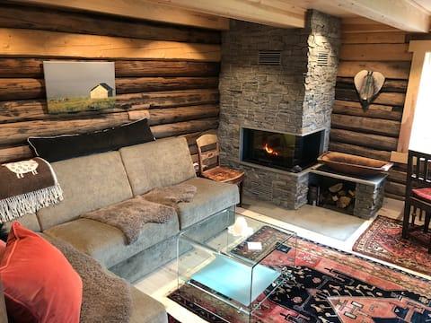 Casa rural a 10 min de Hafjell