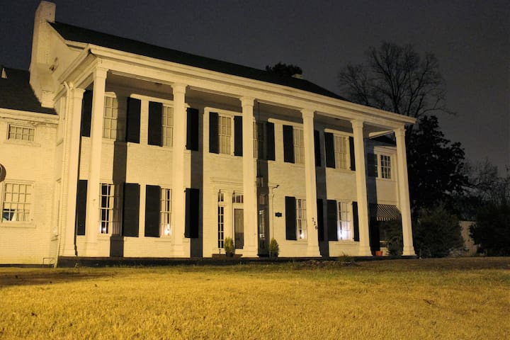 Solomon House Grey Room - Helena-West Helena - Haus
