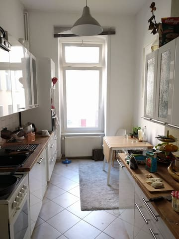 Moderner Altbau in Friedrichshain (zentral&ruhig) - Berlin - Wohnung