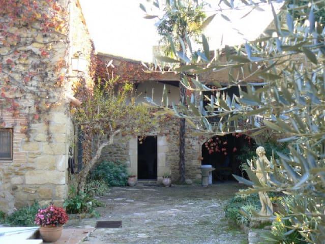 MASIA DEL SIGLO XVI CON PISCINA PRIVADA - Canapost - House