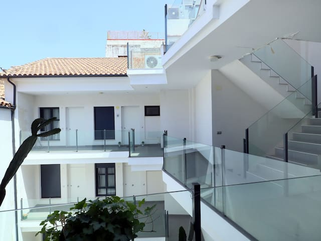 Loft apartment in the DOWNTOWN of Cordoba (2.5)