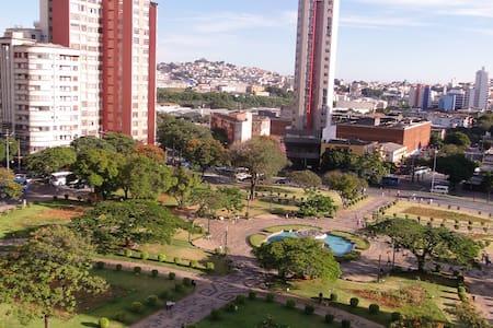 Estudio em área nobre de Belo Horizonte - เบโล โอริซอนต์ - อพาร์ทเมนท์