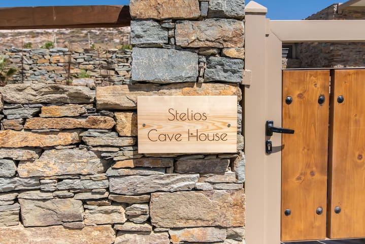 Stelios Cave House