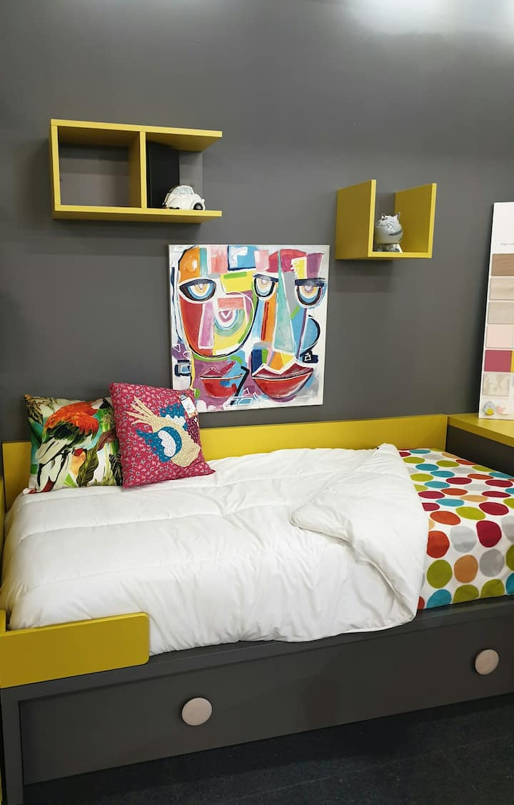 Badajoz Individual Room