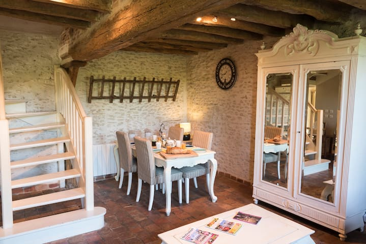 Gîte de Charme La Chantreille - Oisly - Huis