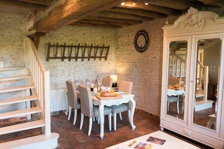 Gîte de Charme La Chantreille - Oisly - บ้าน