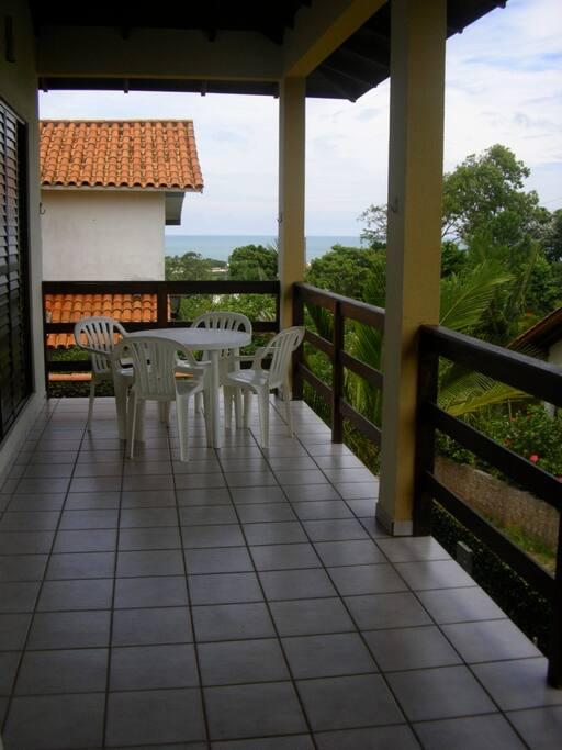 balcony/varanda