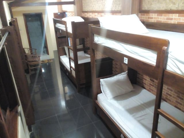 Villa Kemarang Family/Friends Shared Room,  24