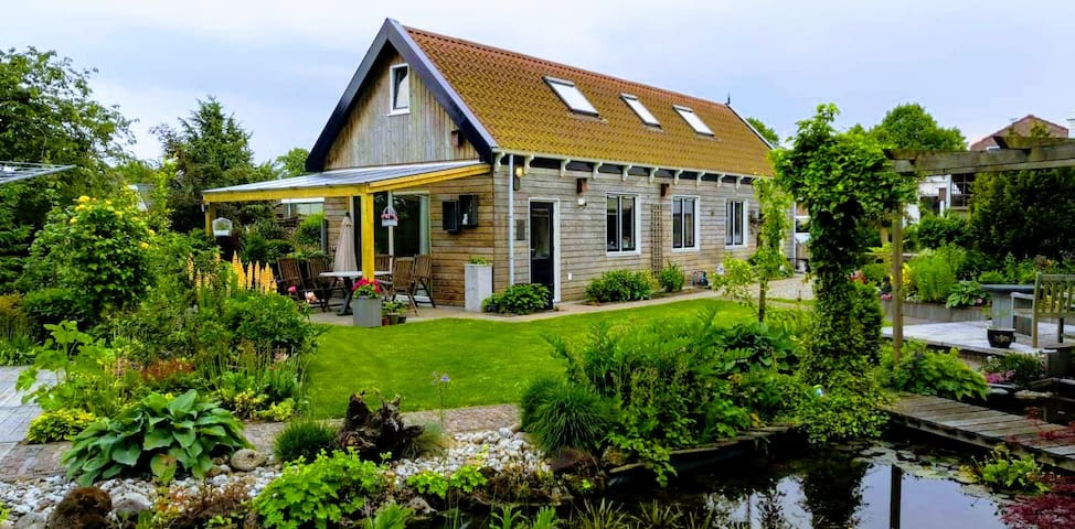 Be with typical dutch village neighbours (Back)
