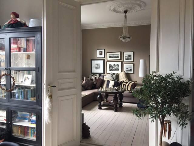 Apartment by the Vigeland Park - Majorstua - Apartamento