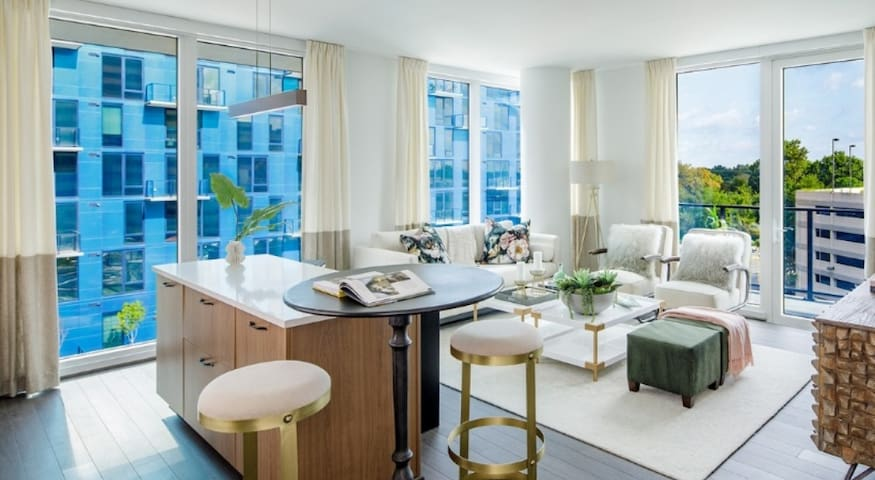 Stay in a place of your own   1BR in Reston