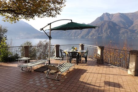 Exclusive Villa Crotto Lake View - Varenna