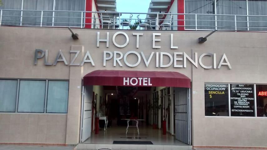 Hotel Económico en Puerto Vallarta - Ixtapa