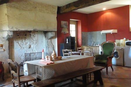 studio dans maison forte du 15éme - Ruch