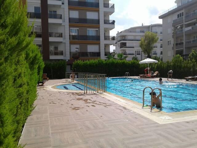 Ваша квартира в Анталии