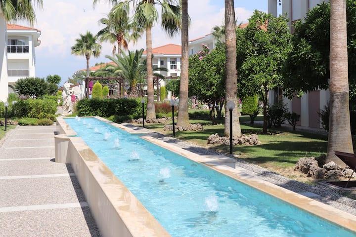 Private Luxury Resort.  Side.  Ilicia