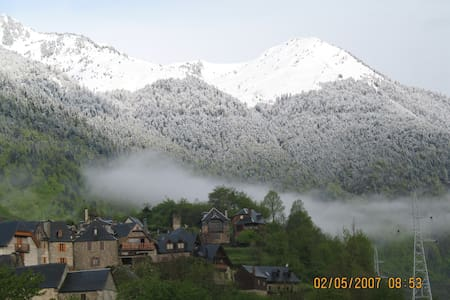Casa del Valle - 8 personas Es Bordes (Val d'Aran) - Es Bòrdes - Hus