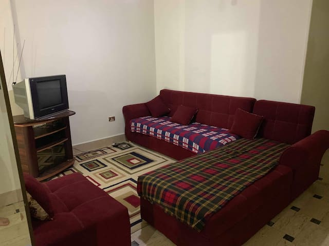 Cozy home for a family
