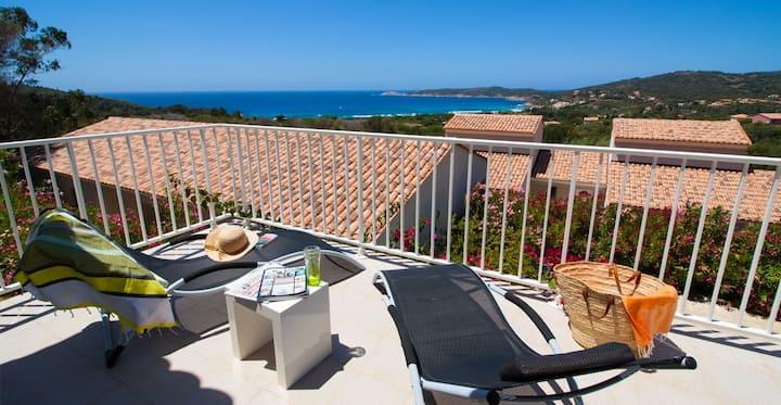 Appartement magnifique vue mer