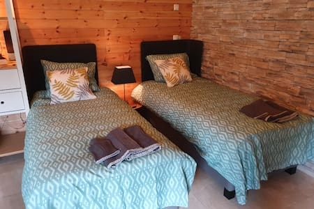 Comfort Cabin Bilthoven Close to Utrecht/Amsterdam
