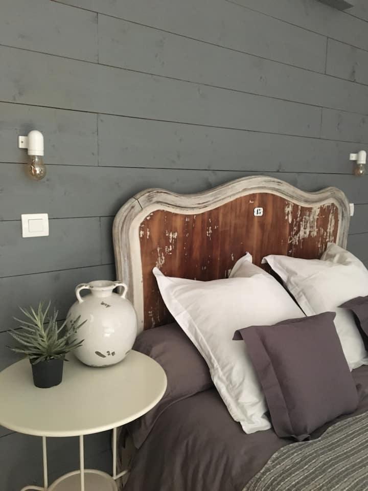 Chambres d'hôtes pdj  Spa sauna