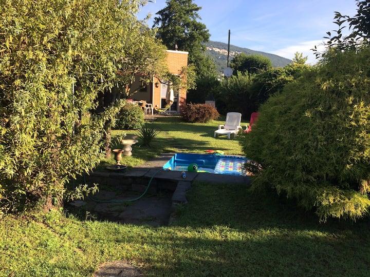 Villa Riva, Ferien am See