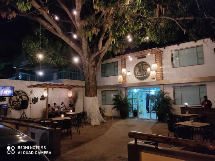 Coveñas Tagal Hotel Habitacion 101