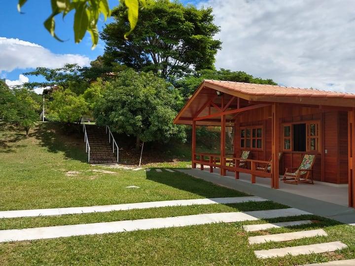Villa Maria - Casinha de Verniz