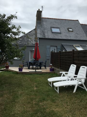 Maison  presqu'ile de Crozon - Camaret-sur-Mer - House