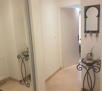 Duplex proche Paris et Disneyland - Santeny - Apartament