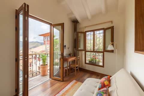 Casa Arcoiris I Lovely apartment magnificent view!