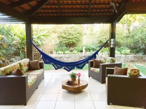 Casa Bem Aconchegante no Condomínio Serras Azuis