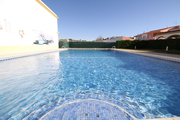 Flat in Algarve with Swimming Pool
