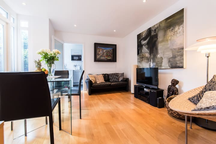 Bright And Airy 1 Bedroom Apartment Near Vauxhall
