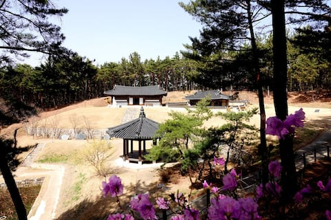 Penginapan pribadi Youngdeok Eun - house (Manseo - hyun)