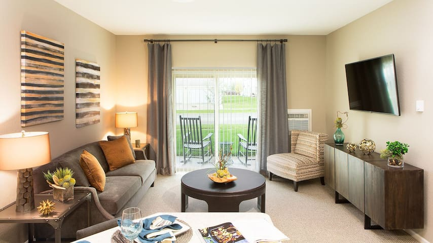 Stay as long as you want | 1BR in Williston