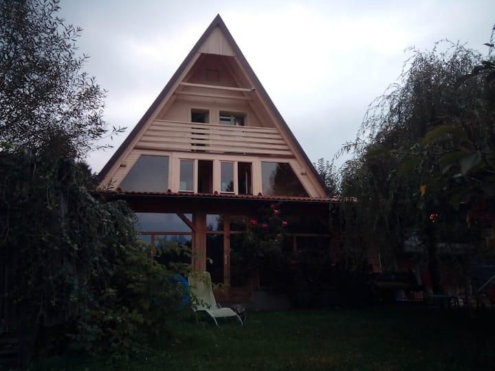 Little house in the heart of nature near Ljubljana