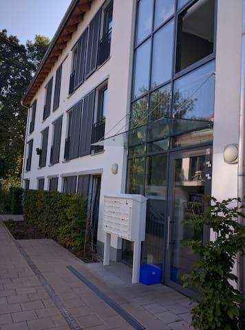 2,5 Zimmerwohnung in München Moosach (Neubau)