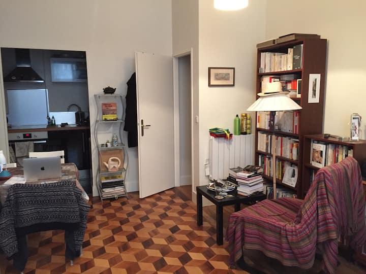 Charmant appartement en plein centre