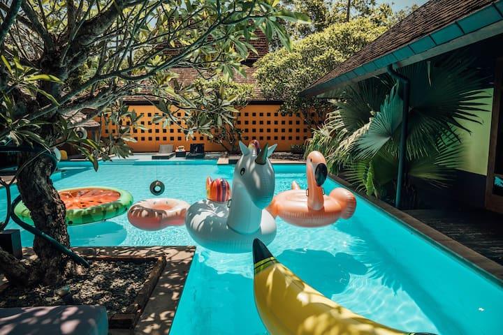 Chandra Residence Weekend Villa Chiang Mai