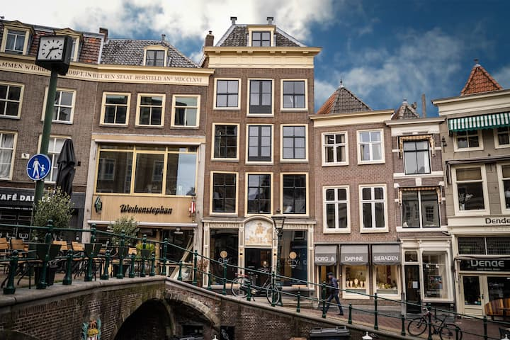 CTY Books Hotel - magnificent stay in Leiden