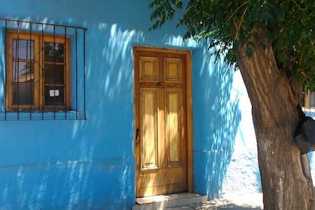 COMPARTO ARRIENDO MI CASA SANFELIPE - San Felipe - Haus